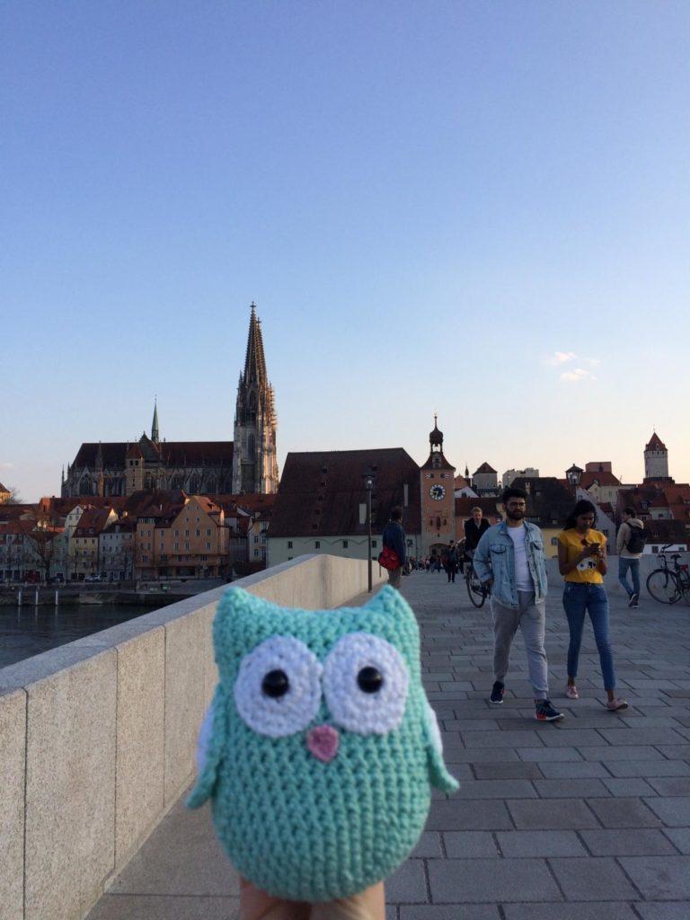 Wobby in Regensburg 2019