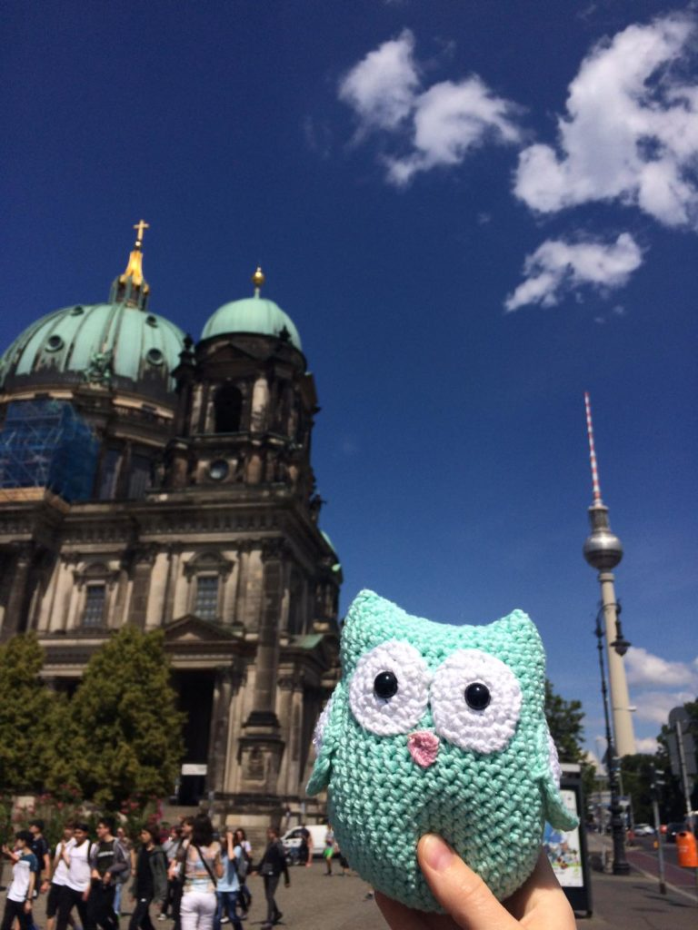 Wobby in Berlin